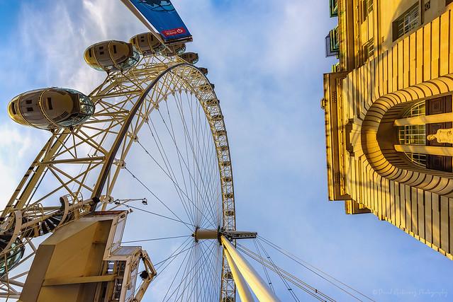 Right Round - London Eye