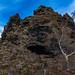 [冰島] 黑色溶岩城堡 Dimmuborgir