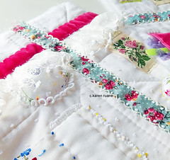 an embroiderers cloth