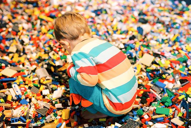 Lego Orgy
