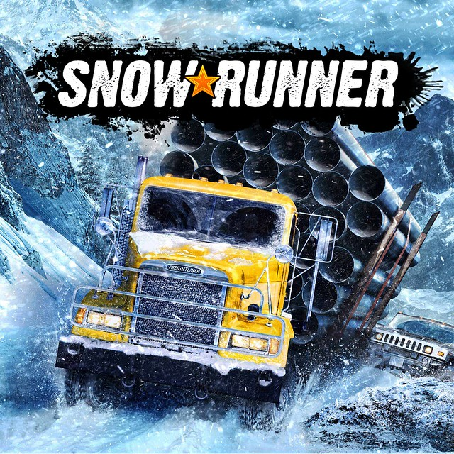 Thumbnail of SnowRunner on PS4