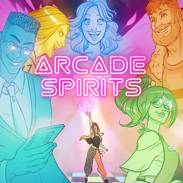 Thumbnail of Arcade Spirits on PS4