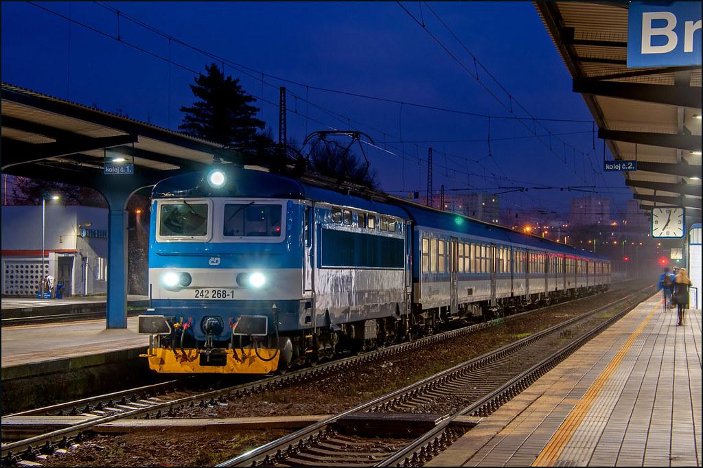 242 268, Brno-Královo Pole (CZ), 21/01/20 by Гарет  Мкмърй