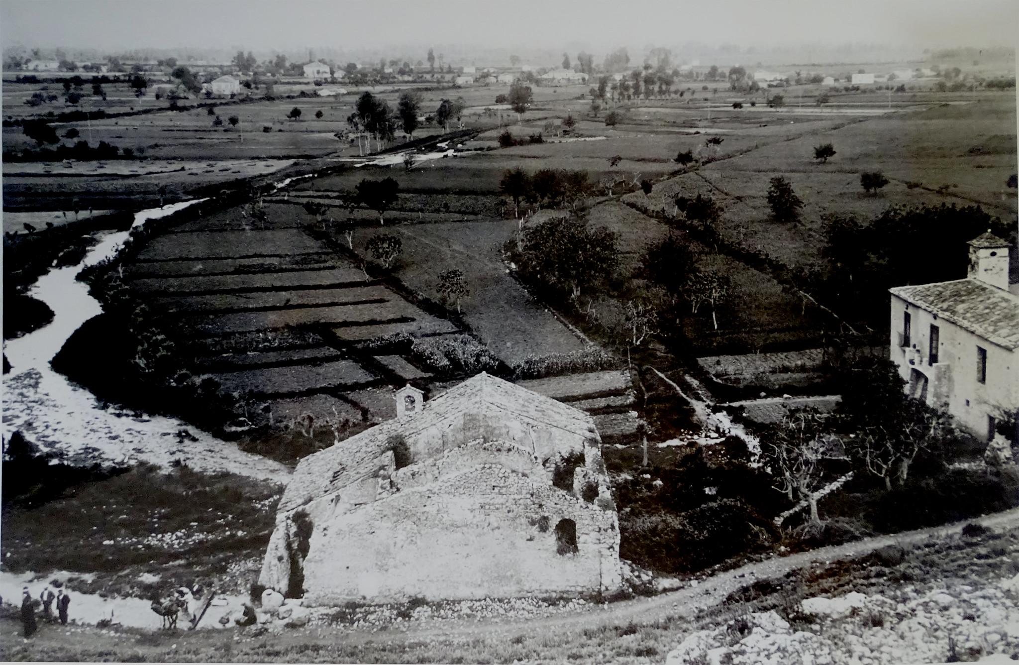 battistero-paleocristiano-periodo-1920-foto-concessa-dal-sign-michele-rosciano_39778149431_o