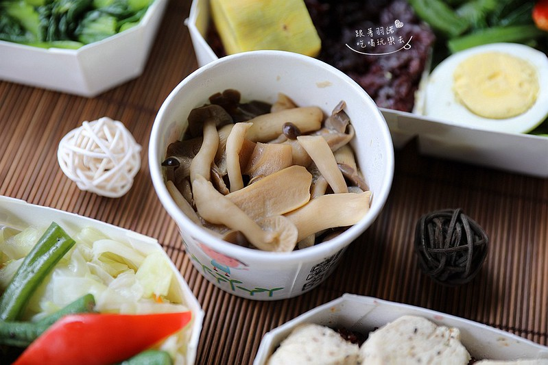 家常範低GI私廚南京三民便當健康餐盒宅配低卡餐66