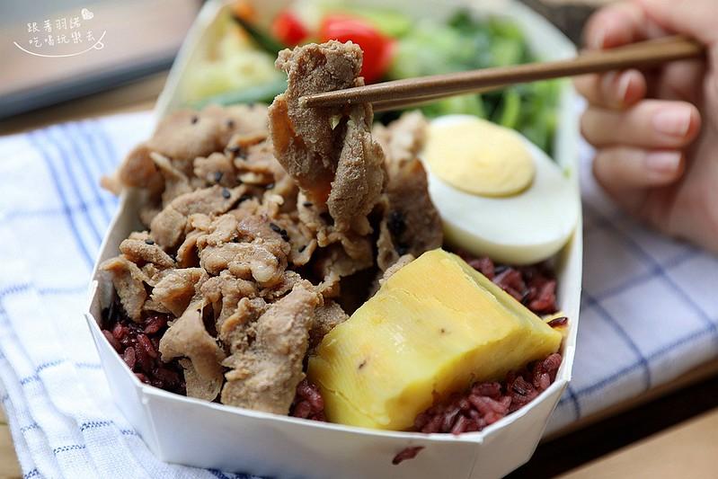 家常範低GI私廚南京三民便當健康餐盒宅配低卡餐58