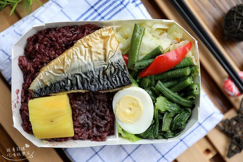 家常範低GI私廚南京三民便當健康餐盒宅配低卡餐46