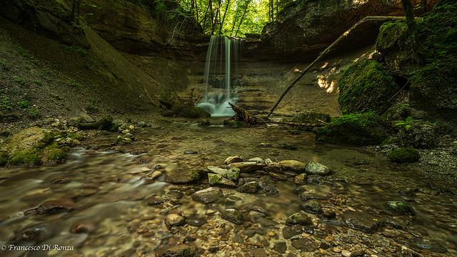 Waterfall Wald (ZH) 4.)1908/5433