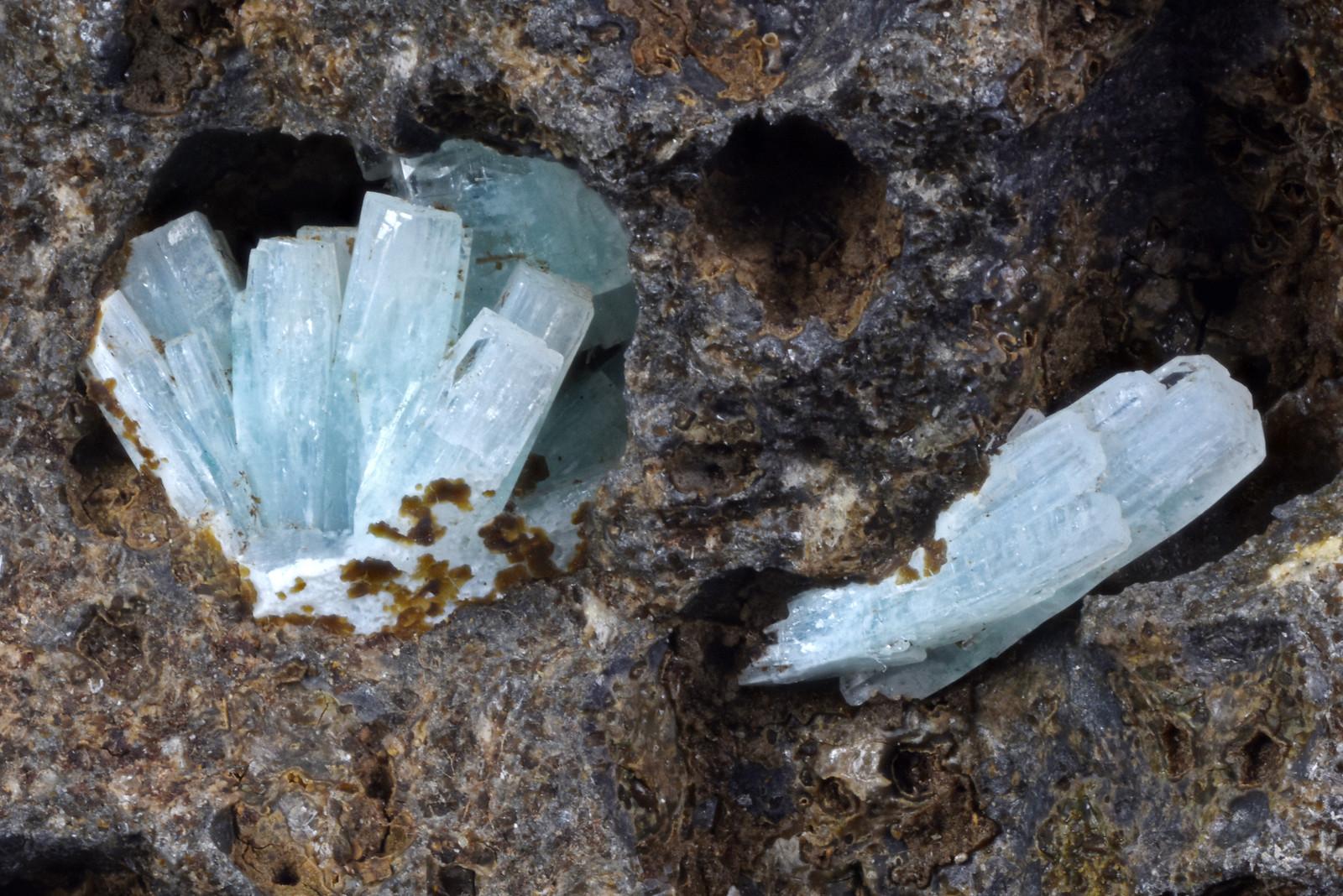カリフッ素魚眼石 / Fluorapophyllite-(K)