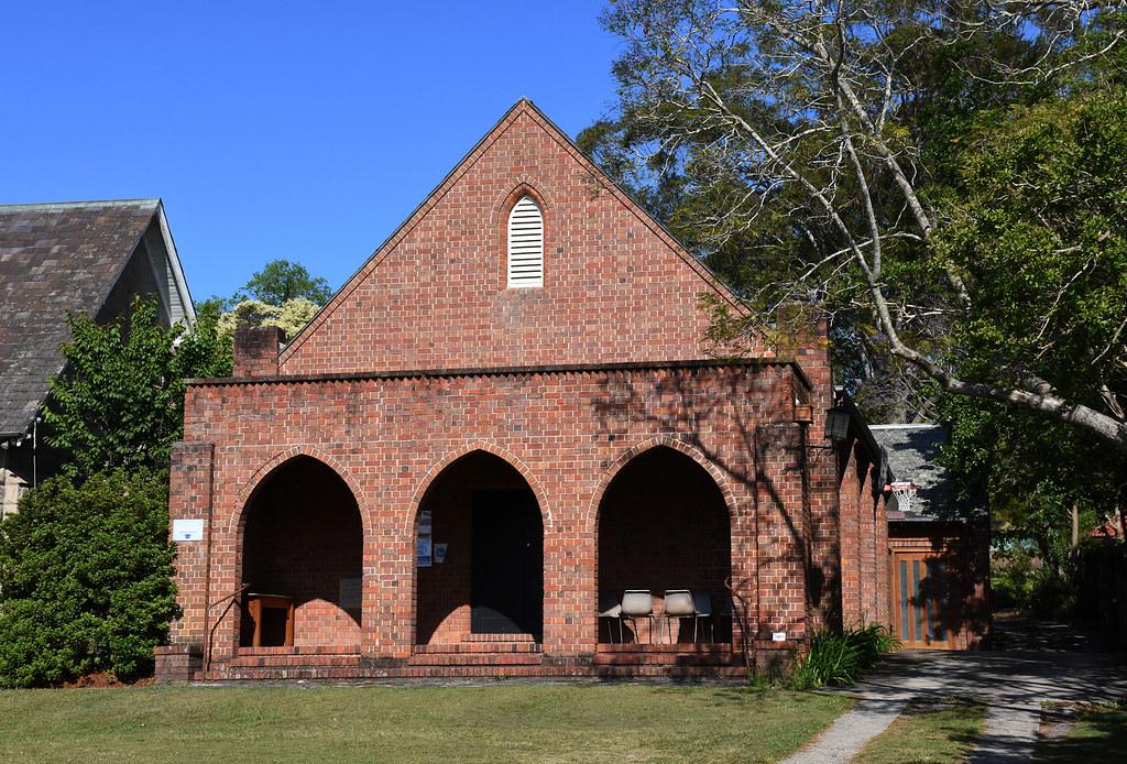 St Martin Anglican Church, Killara, Sydney, NSW.