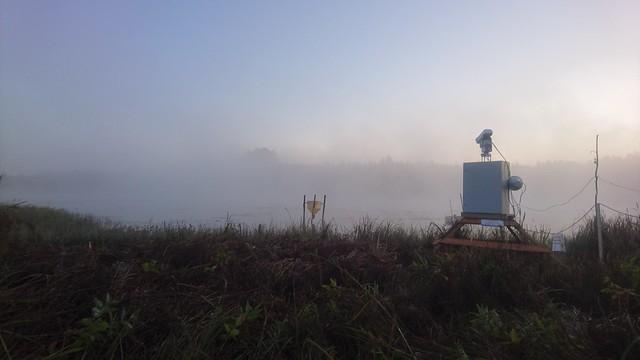 RTU pētnieki radījuši ierīci putnu atbaidīšanai no zivjaudzētavām