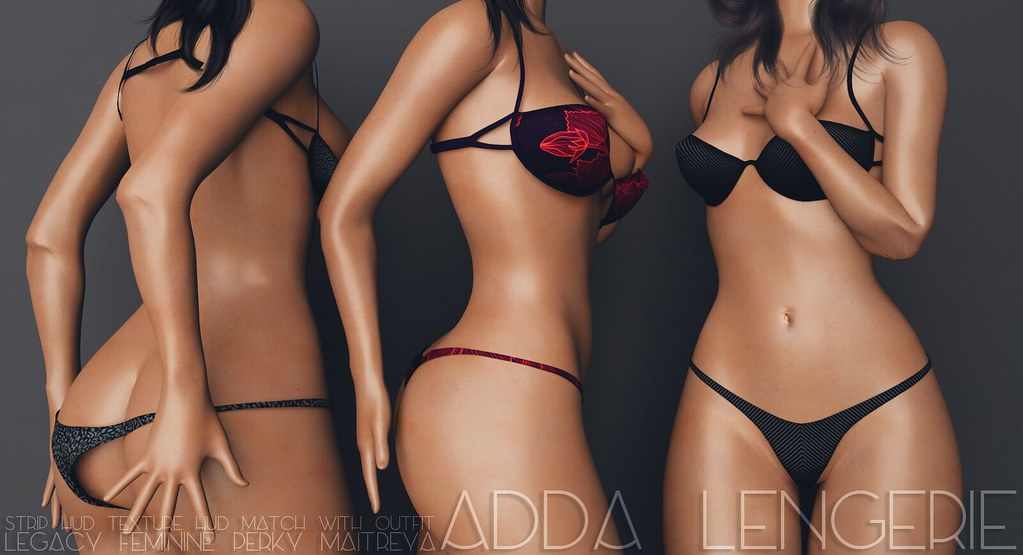 Pure Poison – Adda Lengerie at UBER