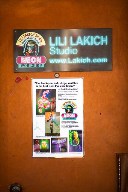 Lili Lakich