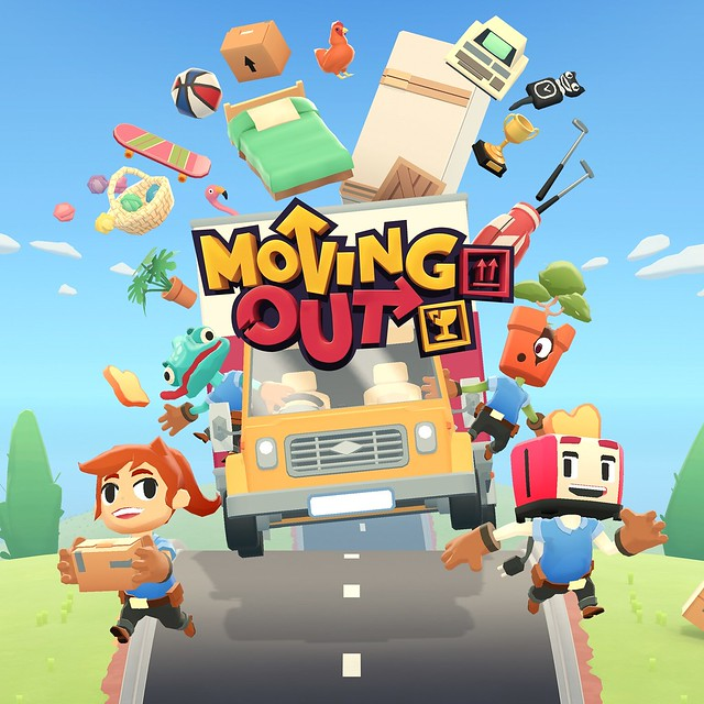 Thumbnail of Moving Out Launch Edition on PS4