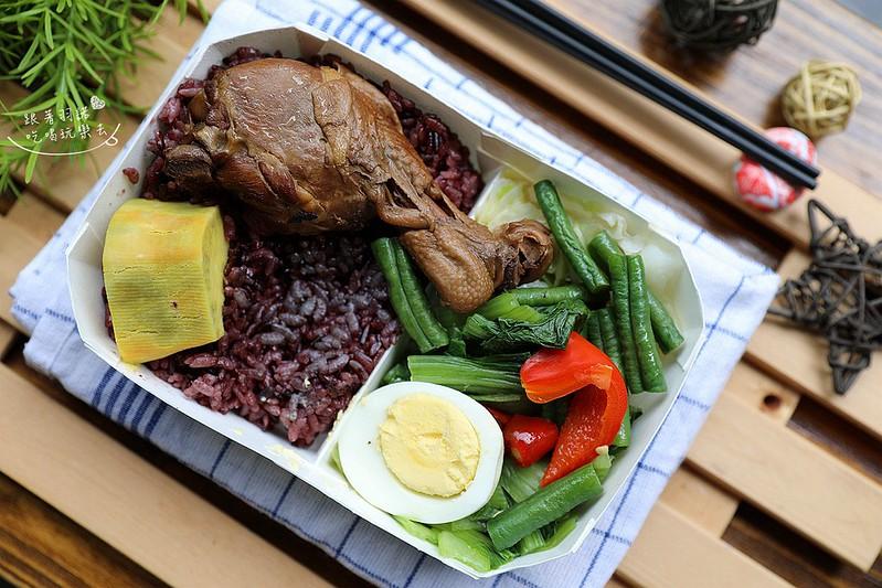 家常範低GI私廚南京三民便當健康餐盒宅配低卡餐62