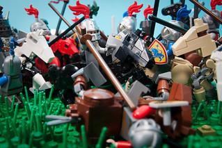The First Battle of Dunbar