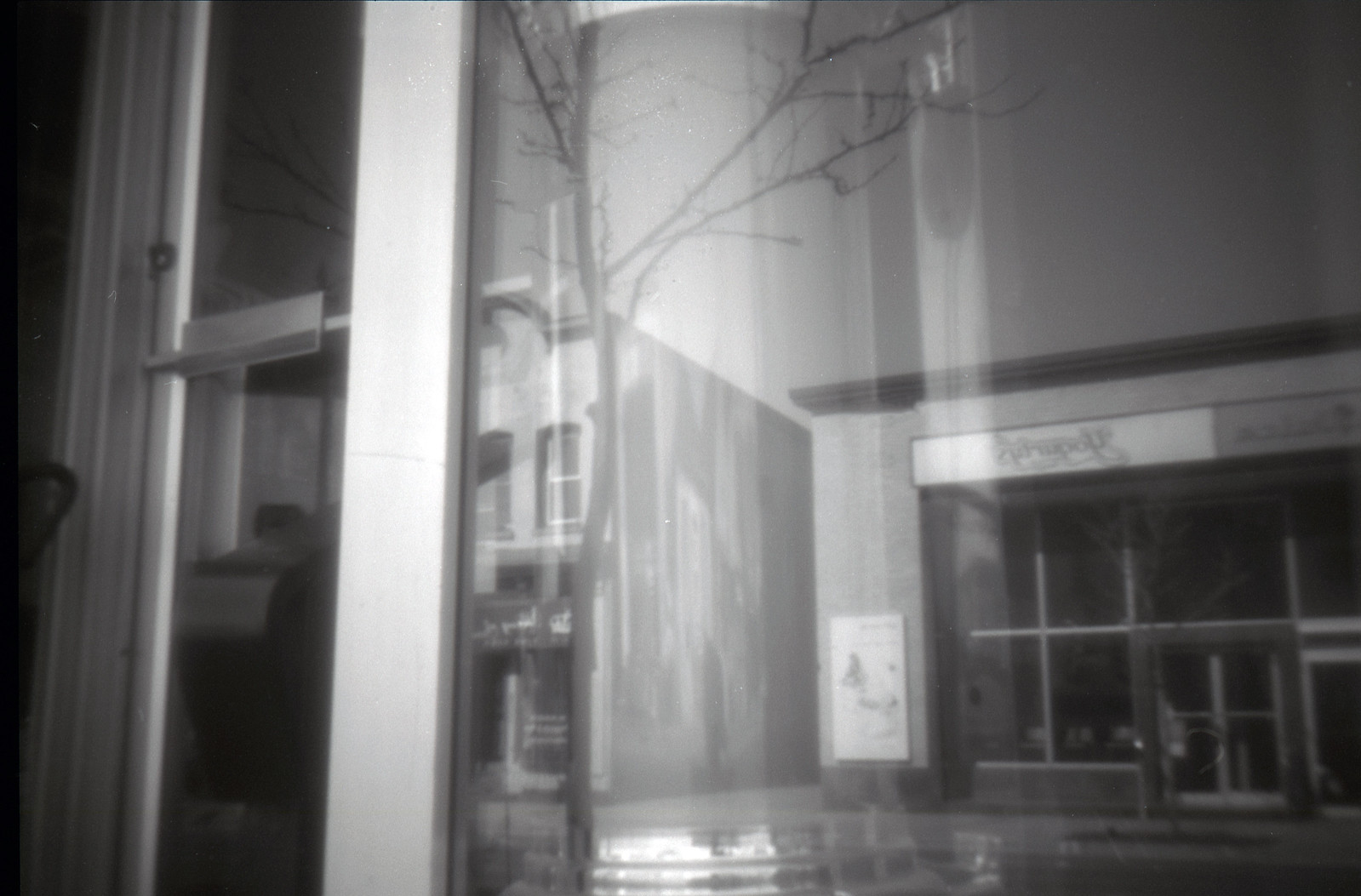 Wordwide Pinhole Photography Day - 26 April 2020