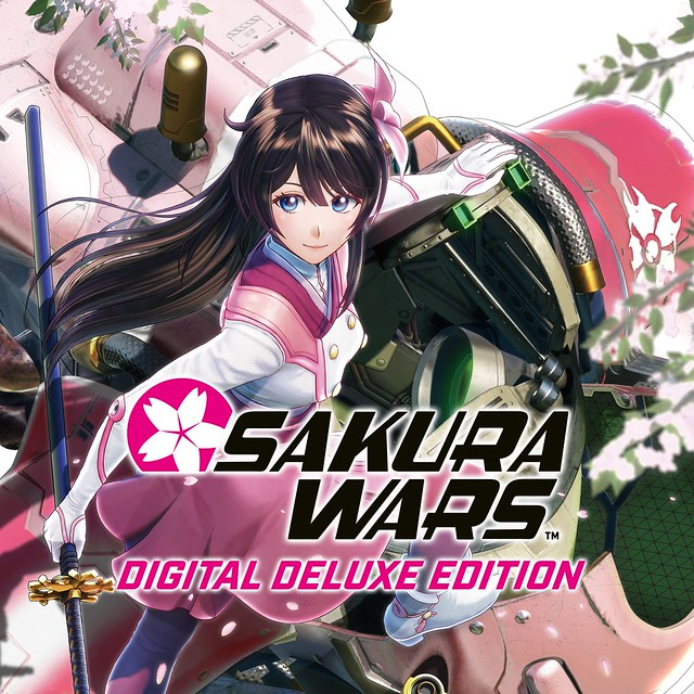 Thumbnail of Sakura Wars Digital Deluxe Edition on PS4
