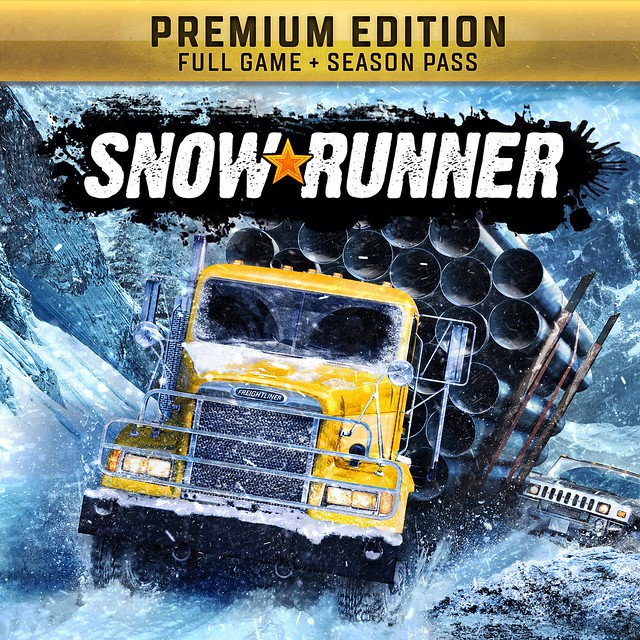 Thumbnail of SnowRunner - Premium Edition on PS4