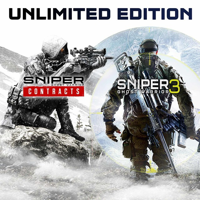 Thumbnail of Sniper Ghost Warrior Contracts & SGW3 Unlimited Edition on PS4