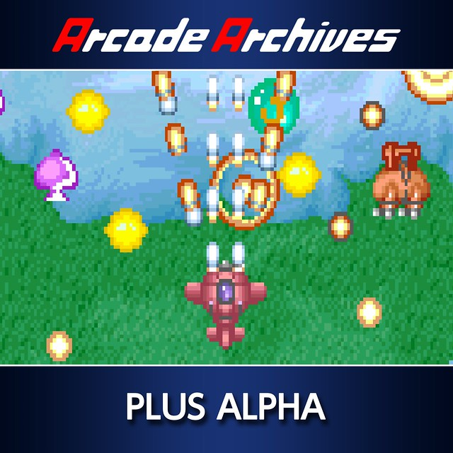 Thumbnail of Arcade Archives PLUS ALPHA on PS4