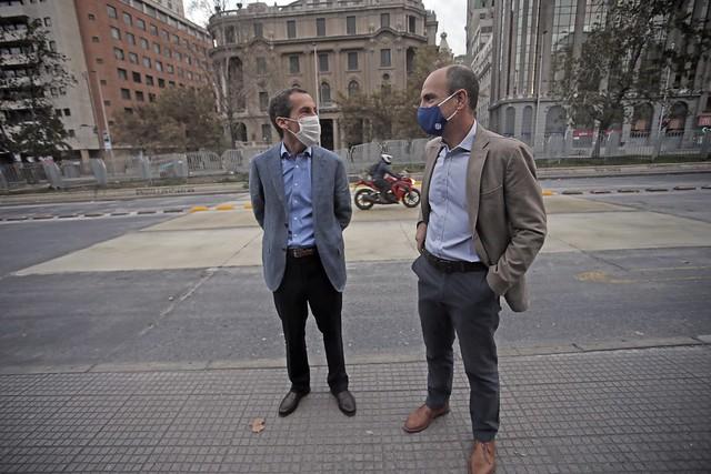 #EnTerreno : Finalizan Obras de Reparos de la Alameda