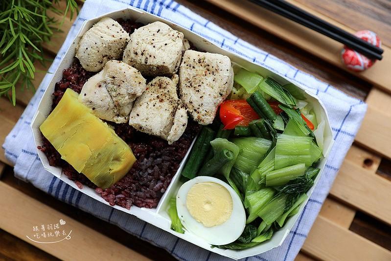 家常範低GI私廚南京三民便當健康餐盒宅配低卡餐34