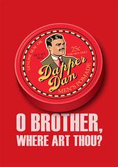 O Brother, Where Art Thou? - Alternative Movie Poster