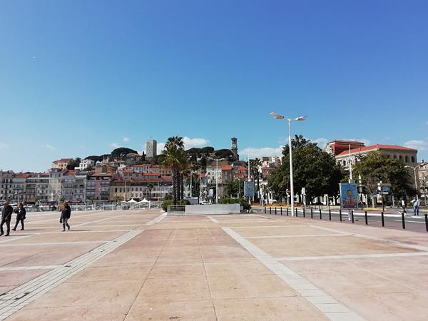 vieux port confiné