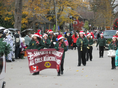 2013 Bayfield Santa Claus Parade (1)