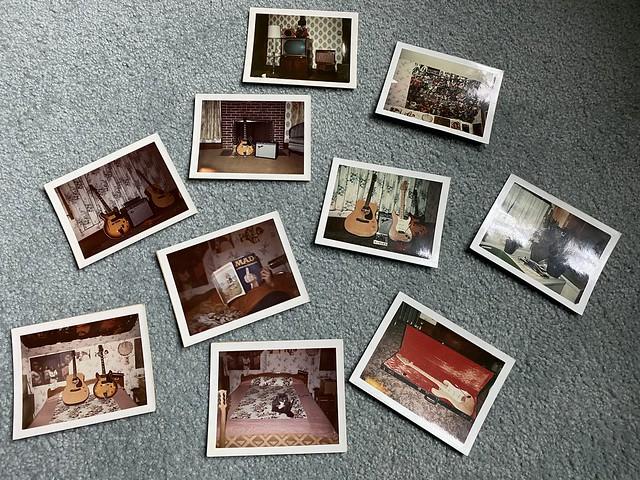 1970's Polaroids