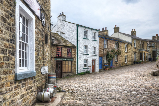 The village of Dent, Yorkshire Dales (Explored)