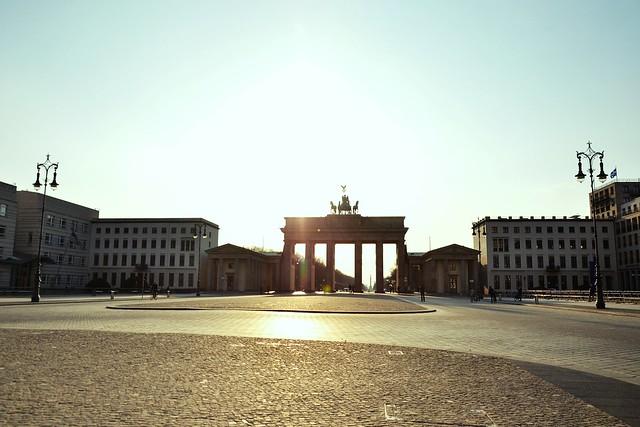 Time of Quarantine 2020 - Empty Berlin