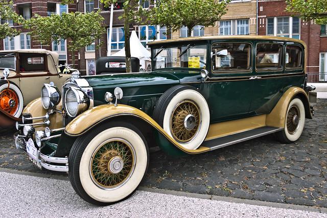 Packard 443 Custom Sedan 1928 (6362)