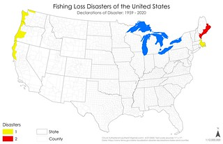 Declared Disasters - Fishing Loss