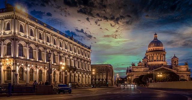 [Explore 29/04/20 #19] Cathédrale Saint-Isaac Saint Petersbourg - Исаакиевский собор