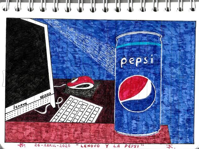 Lenovo y la Pepsi