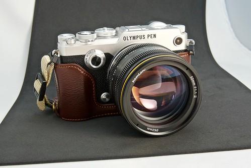 Kamlan 50mm f/1.1