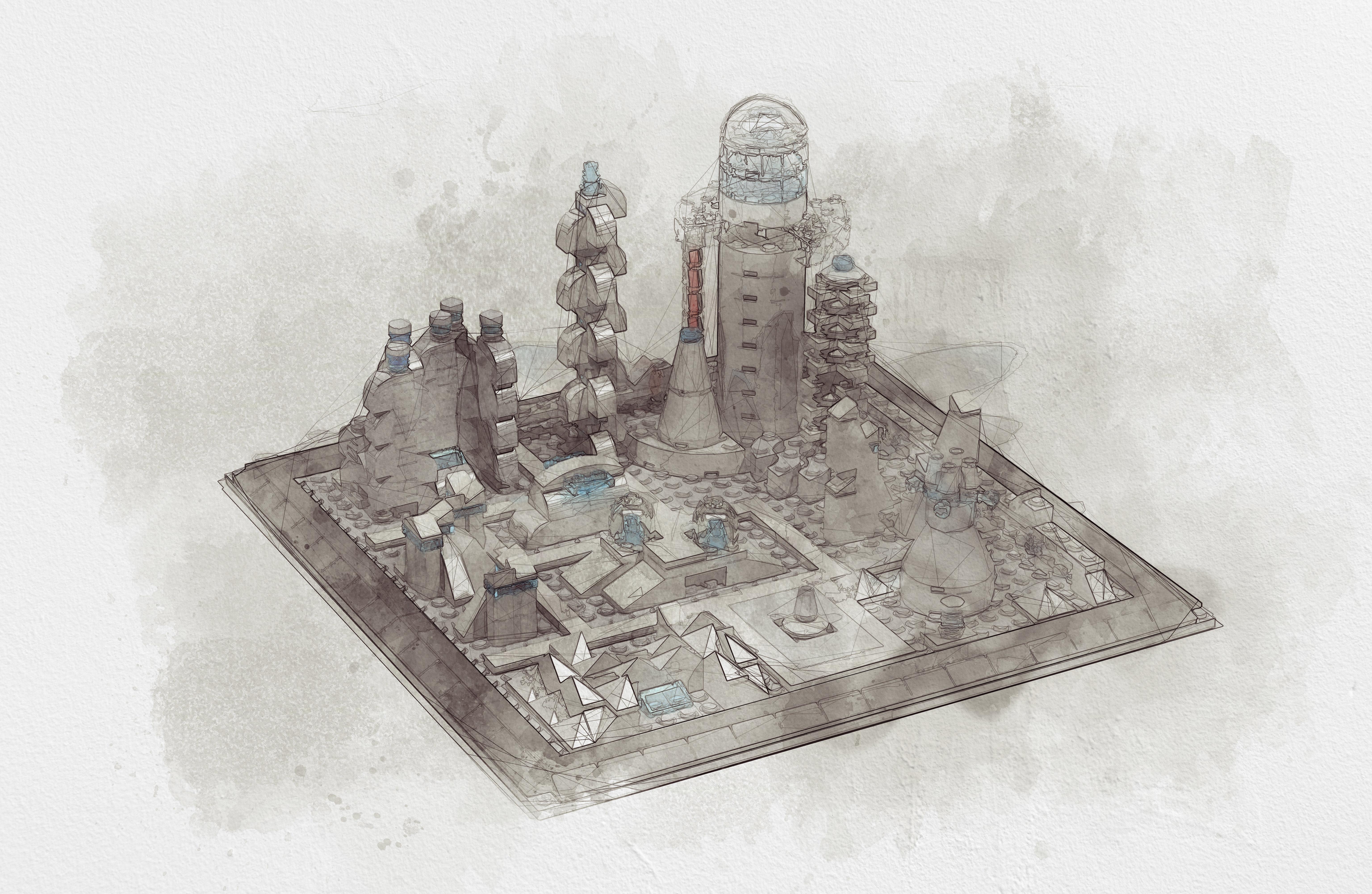 Lego Future City