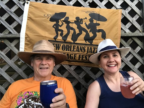 Jazz Festing in Place 2020