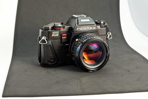 Pentax SMC 50mm f/1.4