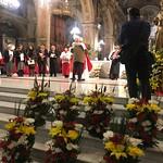 Condecoración de la Cruz del Apóstol Santiago al Padre Felipe Ortega