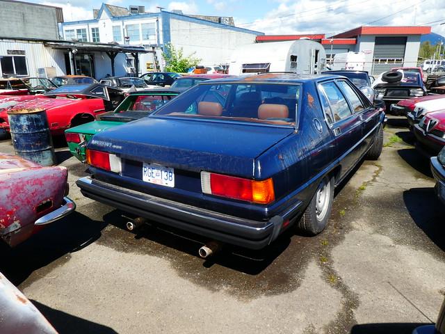 '79-'80 Maserati 4Porte