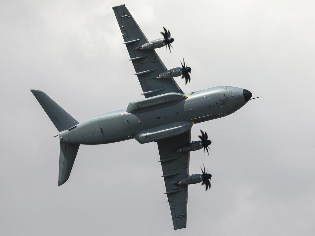 Airbus A400M EC-400 RIAT2018