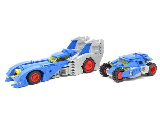 Blue Bats