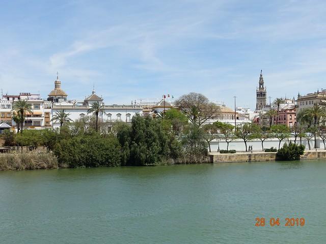 Guadalquivir. Sevilla.