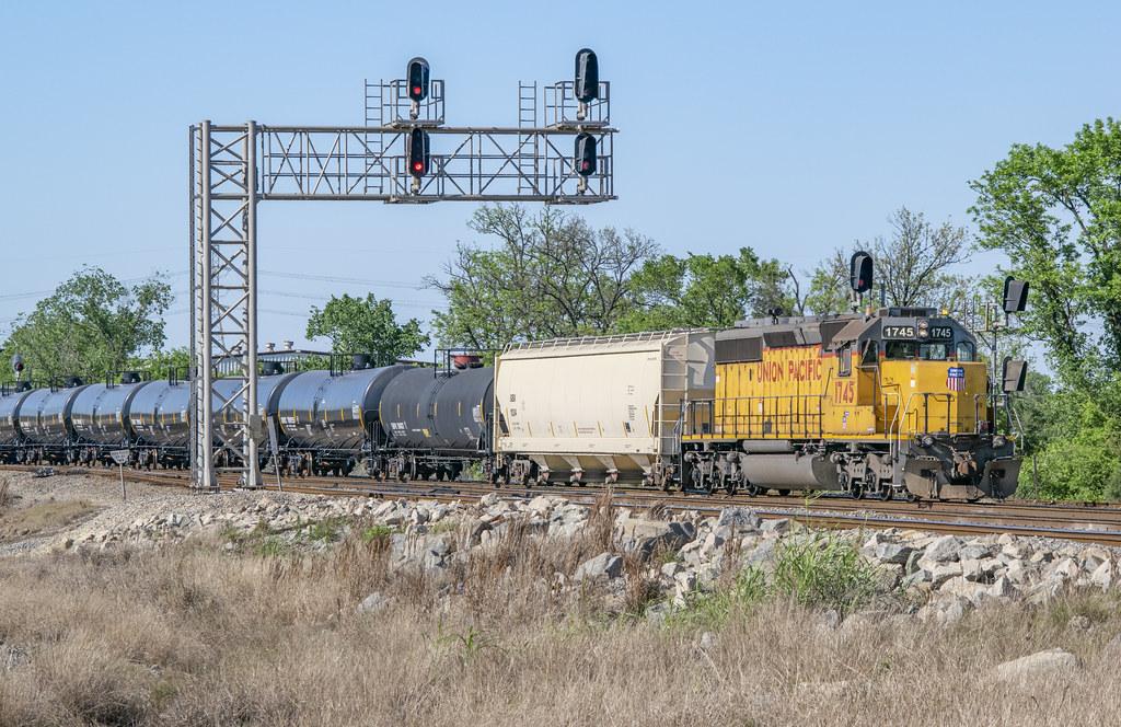 Yard Job at Interstate Jct