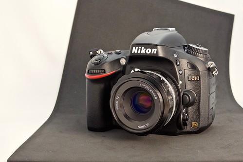 Voigtlander 40mm f/2.0