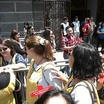 Encuentro voluntarios papales