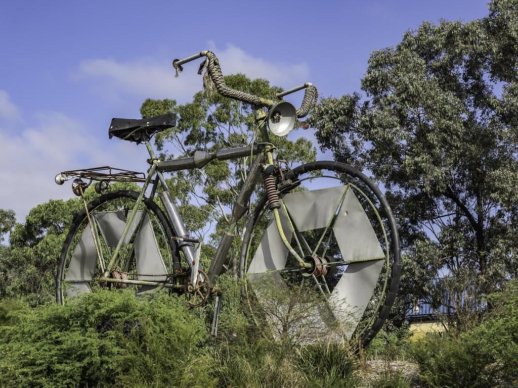 The BIG BICYCLE - Chullora NSW